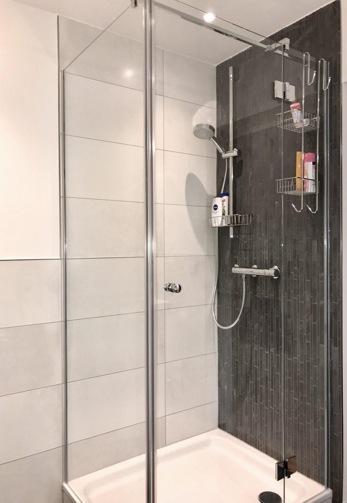 dusche sanieren
